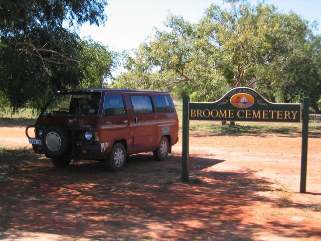 In Broome