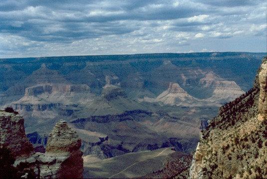 Canyon Beschützen